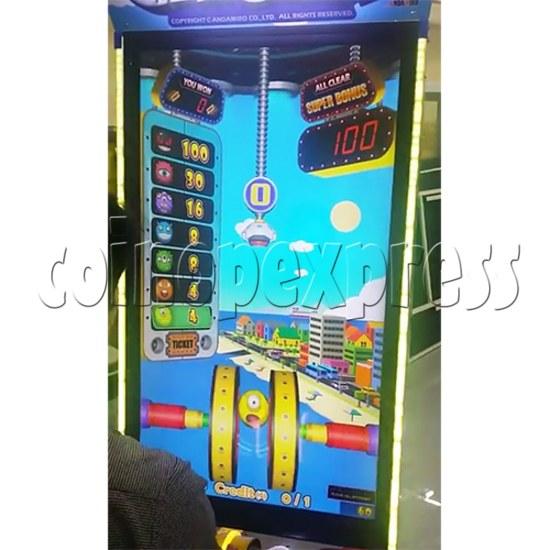 Monster Catcher Skill Test Video Redemption Game machine 37725