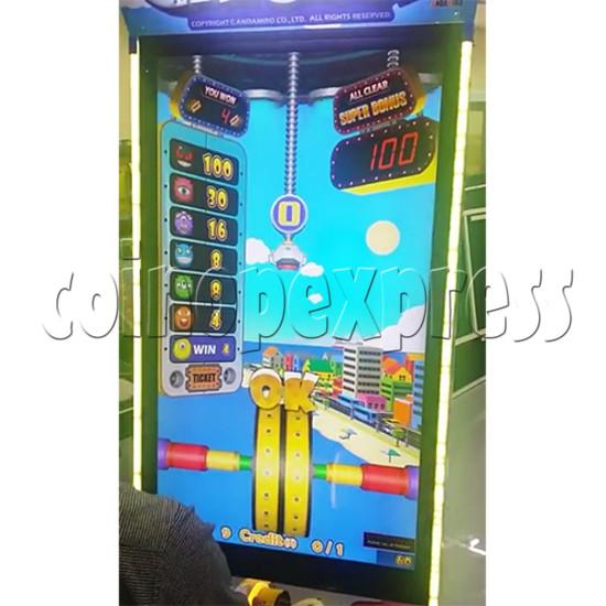 Monster Catcher Skill Test Video Redemption Game machine 37726