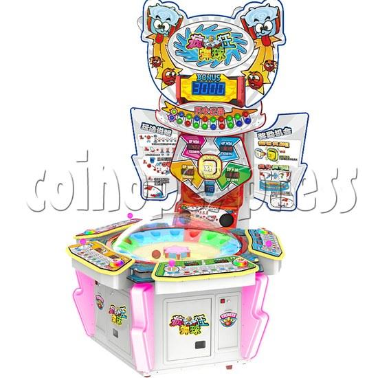 Twins Ball Tickets Redemption Machine (4 players) 37759