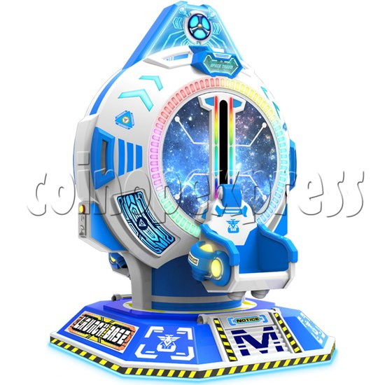 Space Travel 2 Kiddie Ride (2 players) 37762