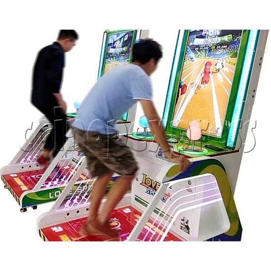 Love Sports Redemption Machine 37775