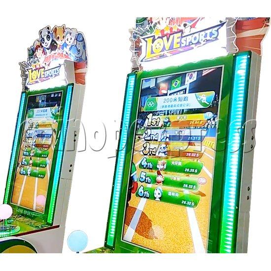 Love Sports Redemption Machine 37778