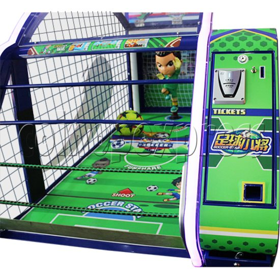 Soccer Star Football Shooting Redemption machine 37785