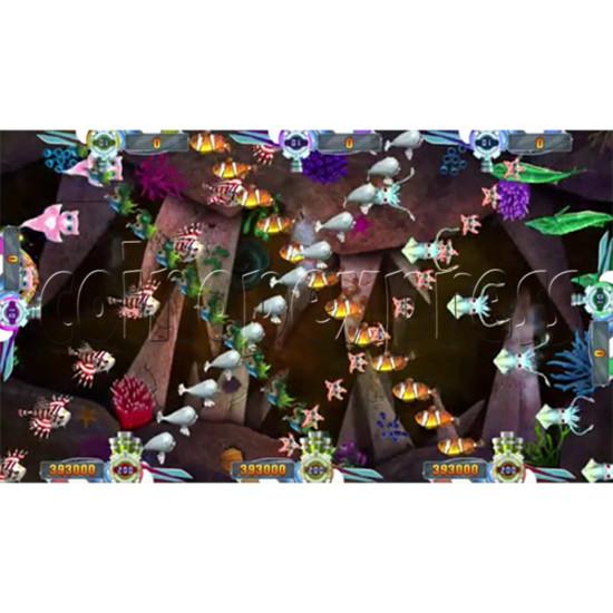 Seafood Paradise 4 USA Edition Fishing Game Full Game Board Kit - screen display 7