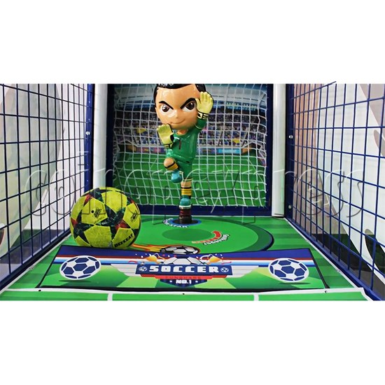 Soccer Star Football Shooting Redemption machine 37803
