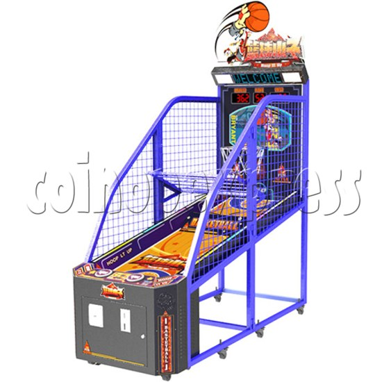 Hoop It Up Street Basketball Machine 37811