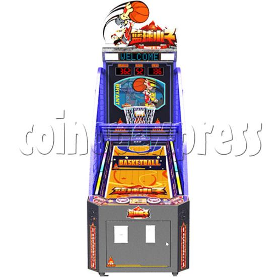 Hoop It Up Street Basketball Machine 37813
