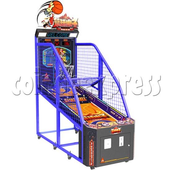 Hoop It Up Street Basketball Machine 37814