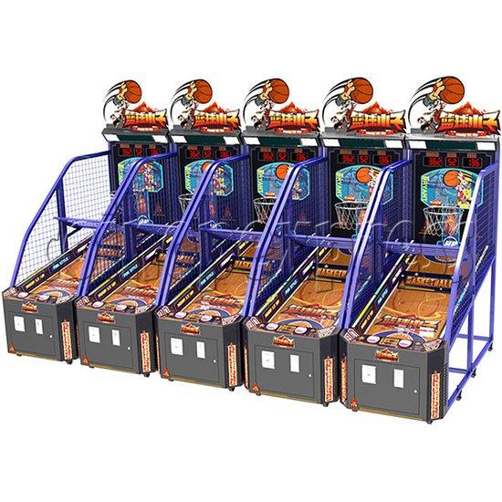 Hoop It Up Street Basketball Machine 37816
