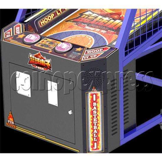 Hoop It Up Street Basketball Machine 37818