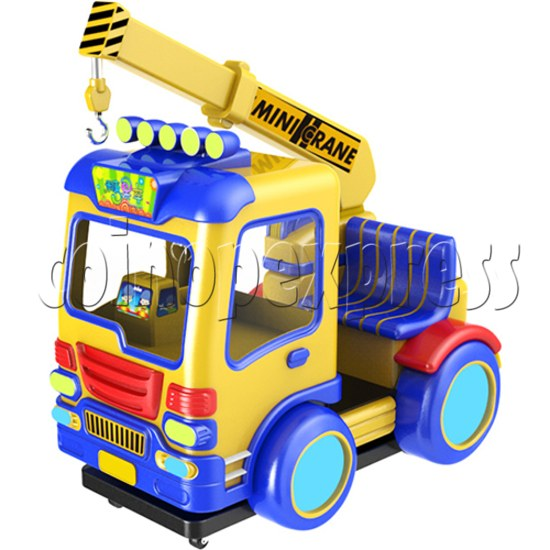 Candy Car Crane Machine with kiddie ride feature 37833