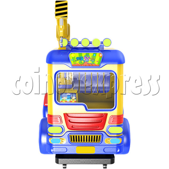 Candy Car Crane Machine with kiddie ride feature 37834