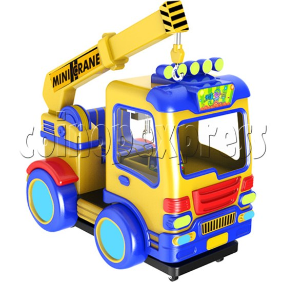 Candy Car Crane Machine with kiddie ride feature 37835