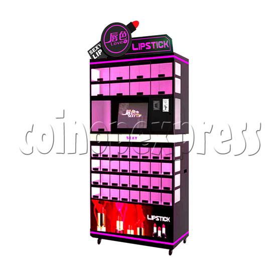 Lipstick Touch Screen Skill Test Prize Machine 37851
