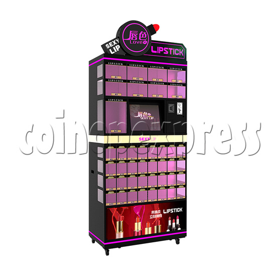 Lipstick Touch Screen Skill Test Prize Machine 37852