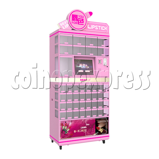 Lipstick Touch Screen Skill Test Prize Machine 37853
