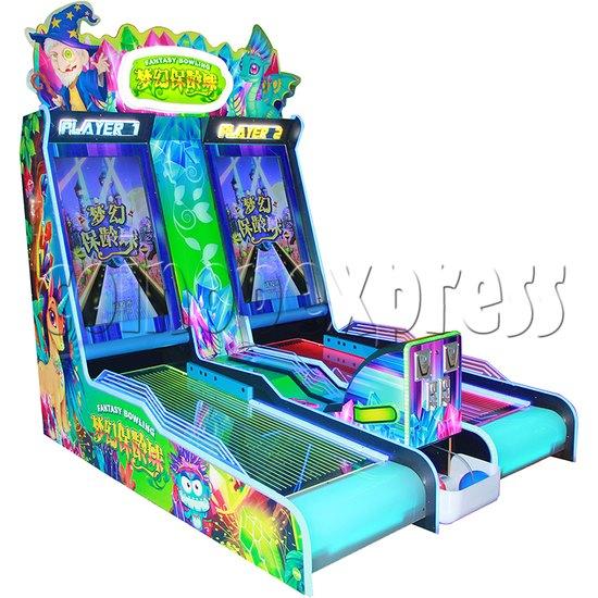 Mini Fantasy Bowling Video Redemption Machine 37859