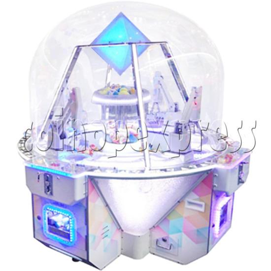 Magic Pyramid Prize Machine ( 4 players) 37867