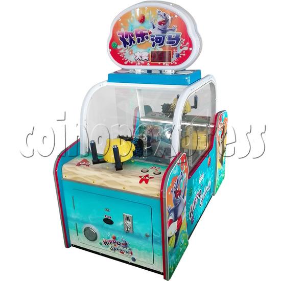 Hippo Splash Water Shooting Game 37876