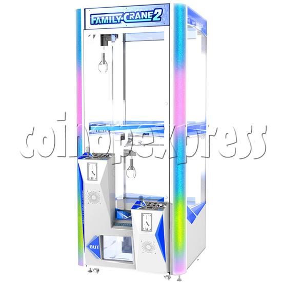 Happy Family Crane Machine version 2 ( 2 players) 37882