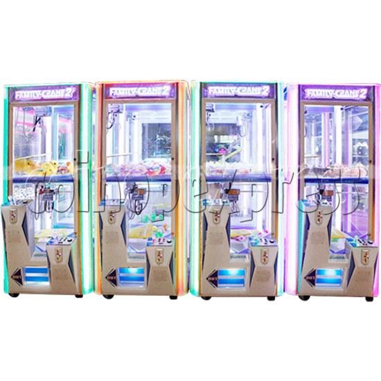 Happy Family Crane Machine version 2 ( 2 players) 37883