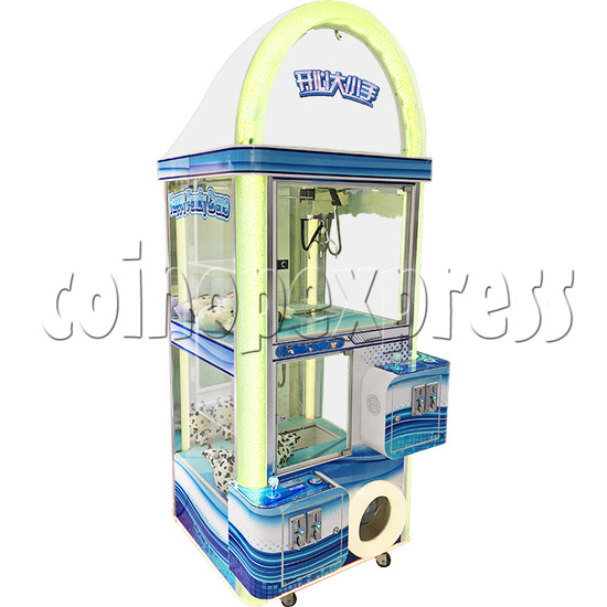Happy Family Crane Machine ( 2 players) 37887