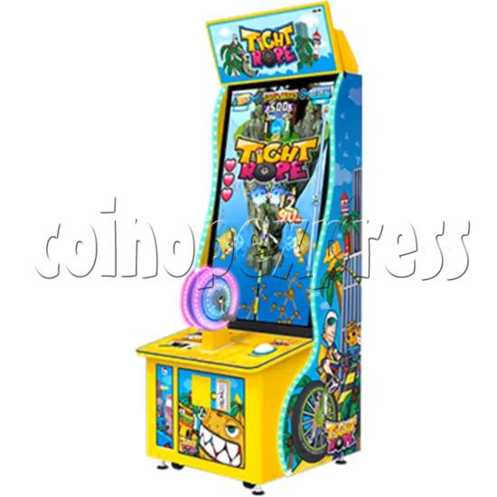 Tight Rope Video Arcade Ticket Redemption Game Machine 37890