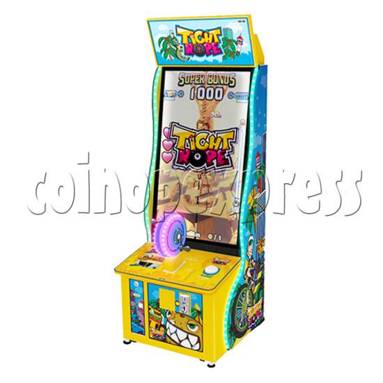 Tight Rope Video Arcade Ticket Redemption Game Machine 37891