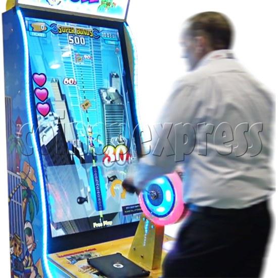Tight Rope Video Arcade Ticket Redemption Game Machine 37892