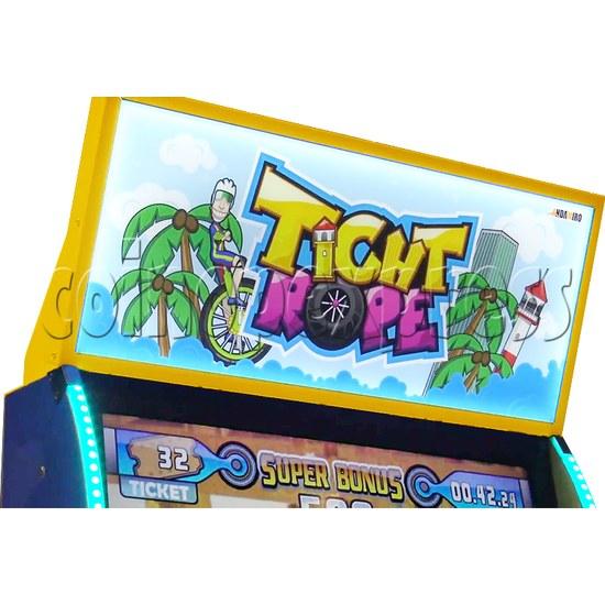 Tight Rope Video Arcade Ticket Redemption Game Machine 37894