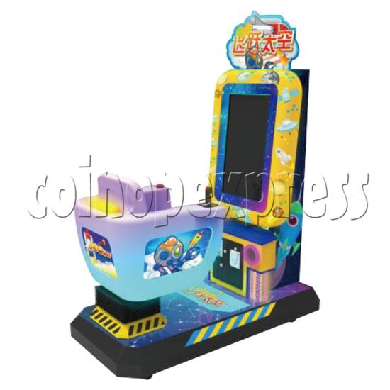 Beyond Space Video Kiddie Ride 37908