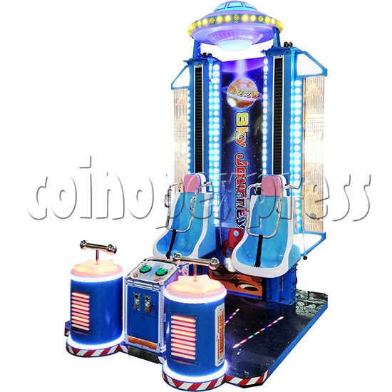 Sky Journey Kiddie Ride (2 Players) 37934
