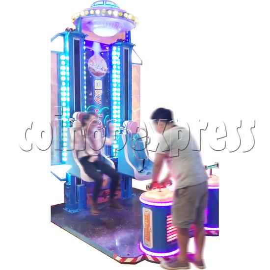 Sky Journey Kiddie Ride (2 Players) 37935