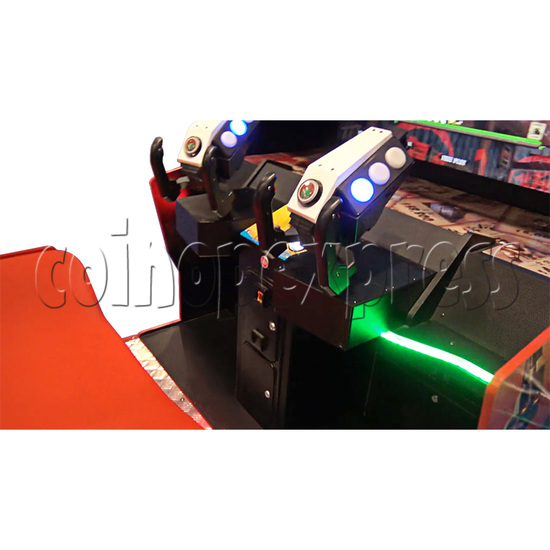 Bounty Ranger Arcade Machine Gun