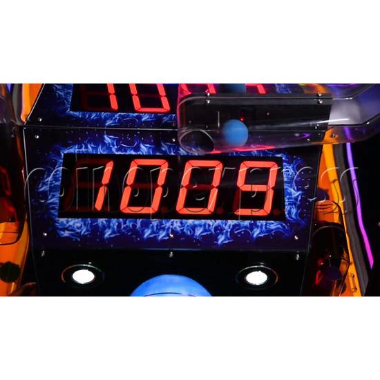 Magic Ball Ticket Redemption Arcade Machine - LED Display