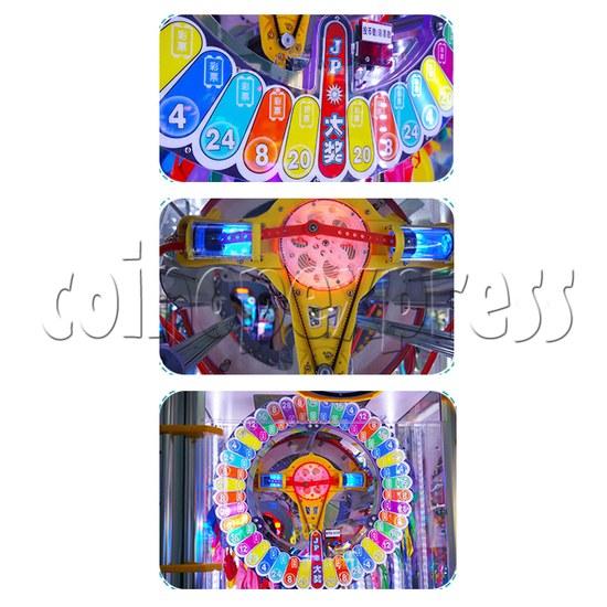 Explosive Balloon Pop Ticket Redemption Arcade Machine 2 Players - part 1