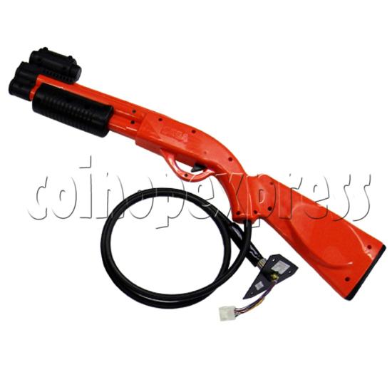 Sega Arcade Shotgun with Speaker (99-50-343) angle view