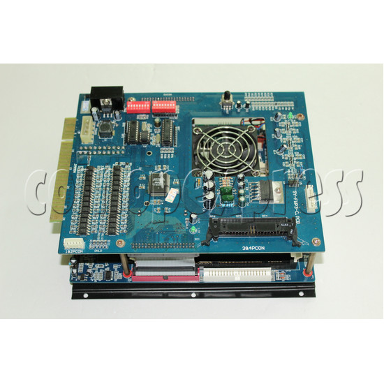 465 in 1 arcade game board missing HDD