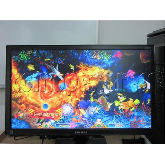 Sea Creature Arcade game board kit -game play 8