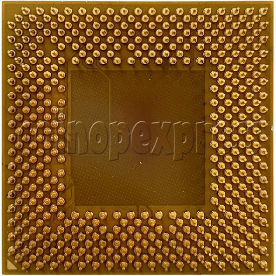CPU Chip for Wangan Midnight Maximum Tune 3 DX Plus - back view