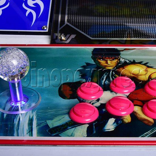 Fighting Spirit 32 inch Arcade Cabinet-control panel