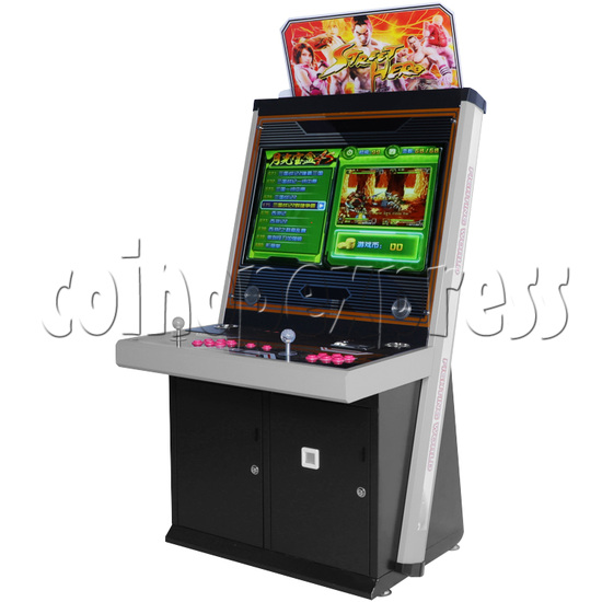 Street Hero 32 inch Arcade Cabinet - right view