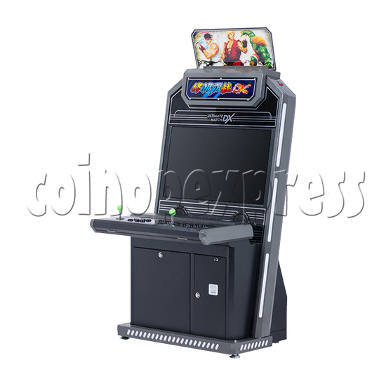 Ultimate Match DX 32 inch Arcade Cabinet - right view