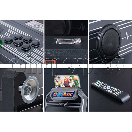 Ultimate Match DX 32 inch Arcade Cabinet - parts