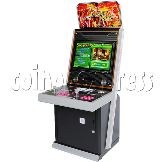 Street Hero 22 inch Arcade Cabinet - right view