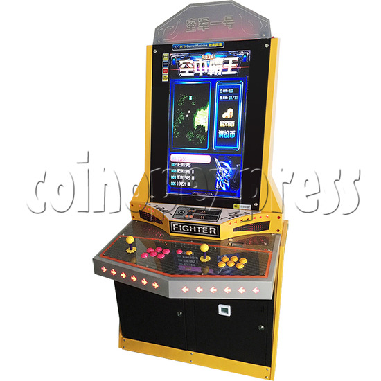 Air Force 32 inch Arcade Cabinet - right view