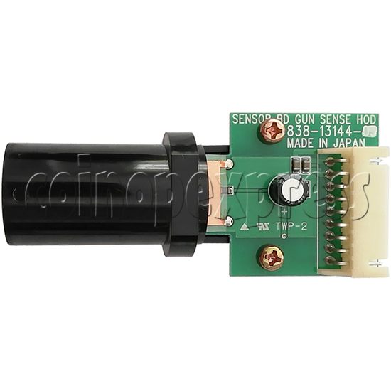 Gun Sensor PCB for Operation Ghost Machine Sega GLG-2130X