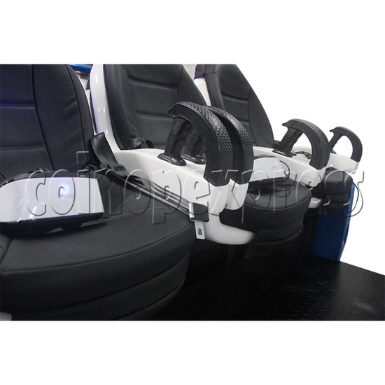 VR Spacecraft 6 players - seat