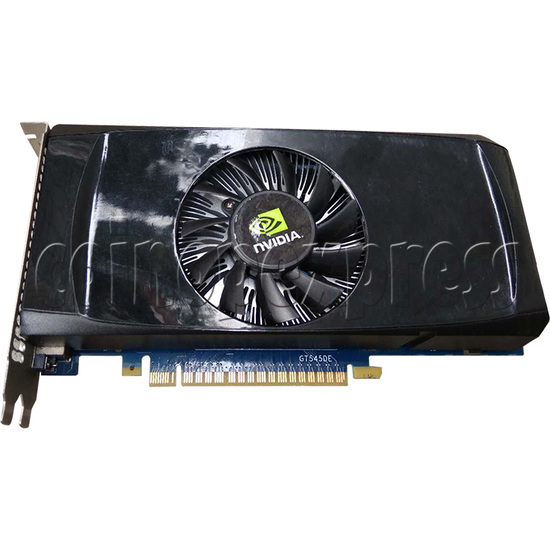 Video card for Transformers Shooting Machine - NVIDIA GEFORCE GT 545 - front view
