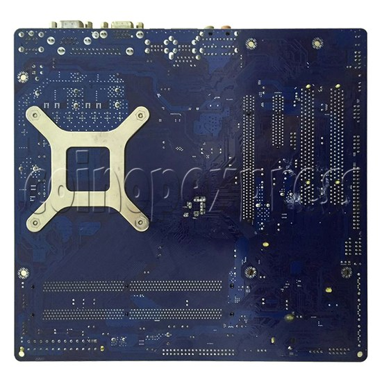 Taito Type X² Motherboard for D1 GP Arcade Machine - back view
